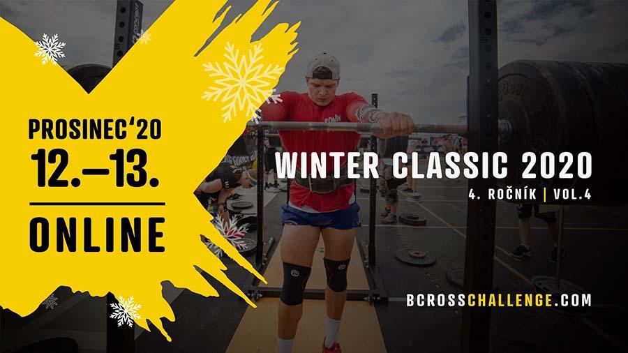 Tradiční předvánoční závody WINTER CLASSIC 2020 proběhnou online